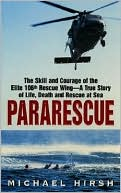 Pararescue by Michael Hirsh: Book Cover