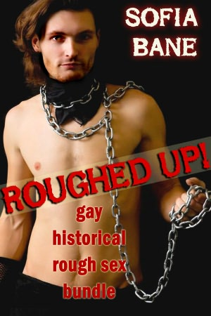 Roughed Up! Gay Historical Rough Sex Bundle. nookbook
