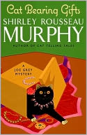 Cat Bearing Gifts (Joe Grey Series #18) by Shirley Rousseau Murphy: Book Cover