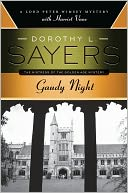 Gaudy Night by Dorothy L. Sayers: Book Cover