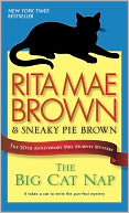 The Big Cat Nap by Rita Mae Brown: Book Cover