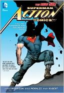 Superman - Action Comics Vol. 1 by Grant Morrison: Book Cover