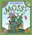 Mossy by Jan Brett: NOOK Kids Cover