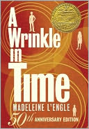 A Wrinkle in Time by Madeleine L'Engle: NOOK Book Cover