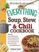 The Everything Soup, Stew, and Chili Cookbook by Belinda Hulin: NOOK Book Cover