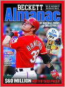 Beckett Almanac of Baseball Cards and Collectibles No. 17 2012 Edition by James Beckett: Book Cover