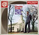 Did You Think to Pray by Charley Pride: CD Cover