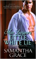 Miss Lavigne's Little White Lie by Samantha Grace: NOOK Book Cover