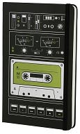 Moleskine Limited Edition Audio Cassette Large Plain 5x8.25 by Chronicle Books LLC: Product Image