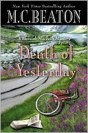 Death of Yesterday (Hamish Macbeth Series #28) by M. C. Beaton: Book Cover