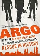 Argo by Antonio J. Mendez: CD Audiobook Cover