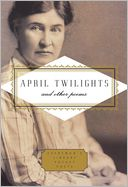 April Twilights and Other Poems by Willa Cather: Book Cover