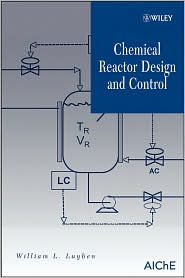 Chemical Reactor Desig
