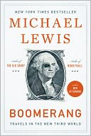 Boomerang by Michael Lewis: Book Cover