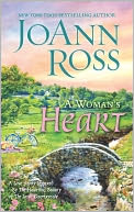 A Woman's Heart by JoAnn Ross: NOOK Book Cover