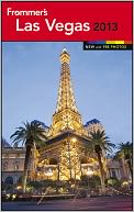 Frommer's Las Vegas 2013 by Rick Garman: NOOK Book Cover