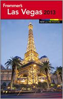 Frommer's Las Vegas 2013 by Rick Garman: Book Cover