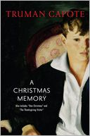 A Christmas Memory by Truman Capote: NOOK Book Cover