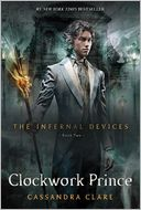 Clockwork Prince (Infernal Devices Series #2) by Cassandra Clare: Book Cover