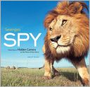 Serengeti Spy by Anup Shah: Book Cover