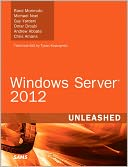 Windows Server 2012 Unleashed by Rand Morimoto: Book Cover