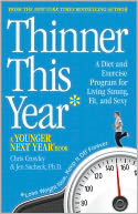 Thinner This Year by Chris Crowley: Book Cover