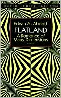 Flatland by Edwin A. Abbott: Book Cover