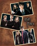 Harry Potter Collage Sketchbook (9.25 x 11) by MeadWestvaco: Product Image