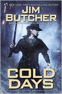 Cold Days (Dresden Files Series #14) by Jim Butcher: Book Cover