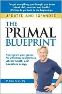 The Primal Blueprint by Mark Sisson: NOOK Book Cover