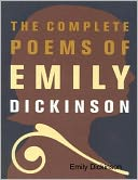 The Complete Poems of Emily Dickinson by Emily Dickinson: NOOK Book Cover