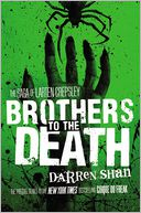 Brothers to the Death by Darren Shan: Book Cover