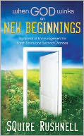 When God Winks on New Beginnings by Squire Rushnell: NOOK Book Cover