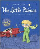 The Little Prince Graphic Novel by Antoine de Saint-Exupery: Book Cover