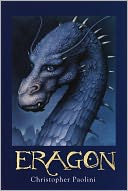 Eragon (Inheritance Cycle Series #1) by Christopher Paolini: Book Cover