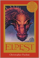 Eldest (Inheritance Cycle Series #2) by Christopher Paolini: NOOK Book Cover