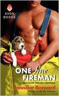 One Fine Fireman: A Bachelor Firemen Novella