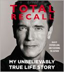 Total Recall by Arnold Schwarzenegger: CD Audiobook Cover
