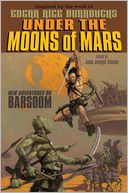 Under the Moons of Mars by John Joseph Adams: Book Cover