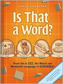 Is That a Word? by David Bukszpan: Book Cover