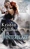 Winterblaze by Kristen Callihan: Book Cover
