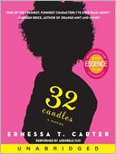 32 Candles by Ernessa T. Carter: Audio Book Cover