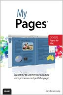 My Pages (for Mac) by Gary Rosenzweig: Book Cover