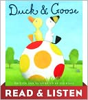 Duck and Goose by Tad Hills: NOOK Kids Read to Me Cover