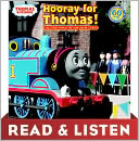 Hooray for Thomas (Thomas & Friends) by Rev. W. Awdry: NOOK Kids Read to Me Cover