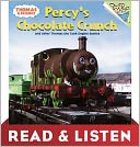 Percy's Chocolate Crunch and Other Thomas Stories by Rev. W. Awdry: NOOK Kids Read to Me Cover