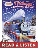 Thomas's Christmas Delivery (Thomas & Friends) by Rev. W. Awdry: NOOK Kids Read to Me Cover