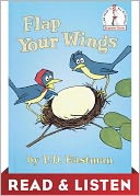 Flap Your Wings by P. D. Eastman: NOOK Kids Read to Me Cover