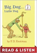 Big Dog...Little Dog by P. D. Eastman: NOOK Kids Read to Me Cover
