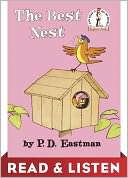 The Best Nest by P. D. Eastman: NOOK Kids Read to Me Cover